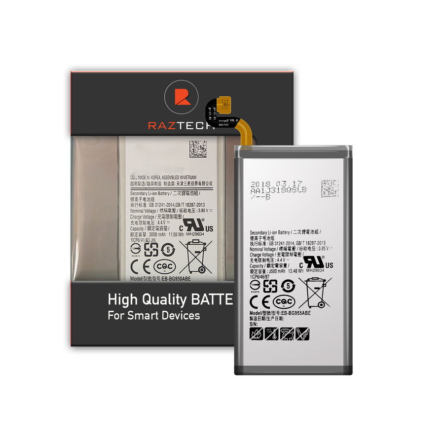 Replacement Battery for Samsung Galaxy S8+/Plus G955F