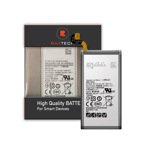 Replacement Battery for Samsung Galaxy S8 G950F