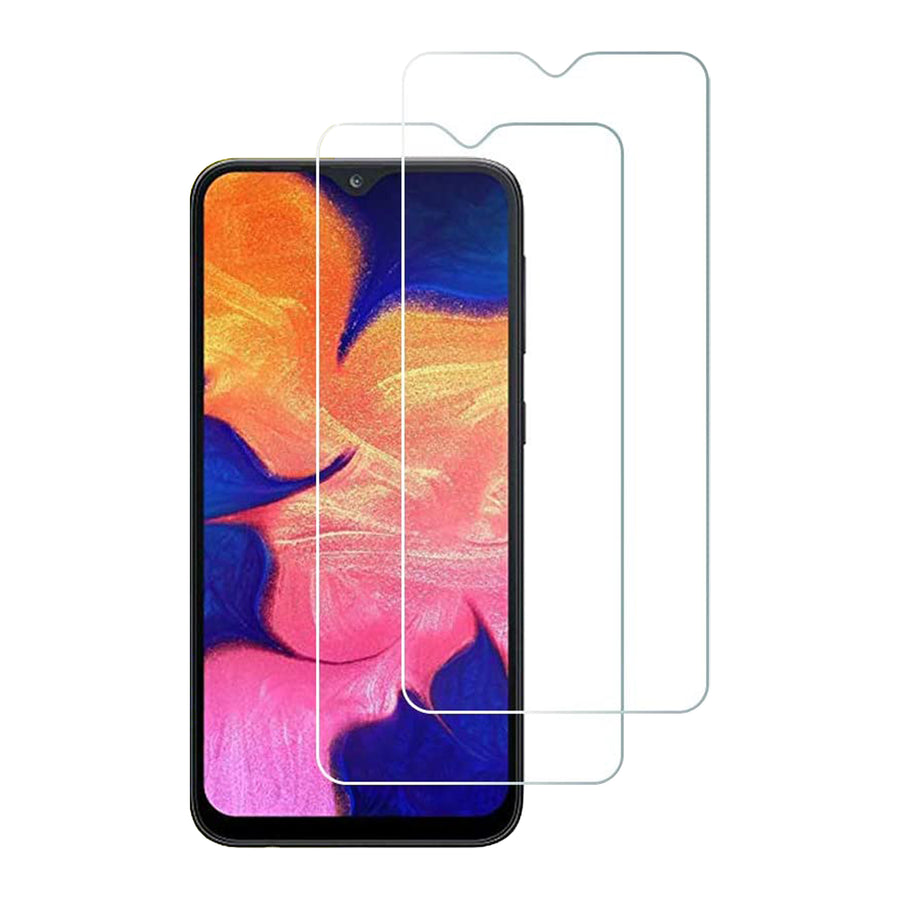 Raz Tech Tempered Glass for Samsung Galaxy A10 / A10S (Pack of 2)