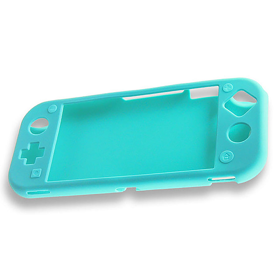 Nintendo Switch Lite Soft Silicone Case Cover Silicon Protective Case - Black