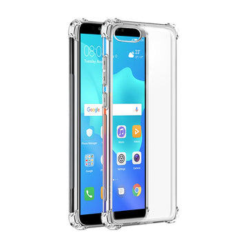Protective Shockproof Gel Case for Huawei Y5 Lite/Prime (2018)