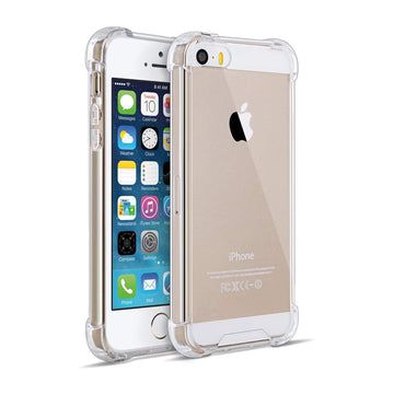 Protective Shockproof Gel Case for Apple iPhone 5s / 5g / 5se