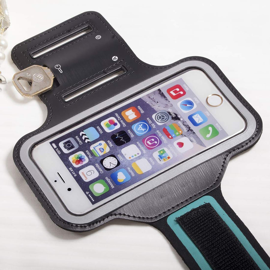 iPhone/Android Universal 5.5'' Sports Sweatproof Armband - by RazTech