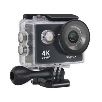 Sport Action Camera 4K Wifi HD - by Raz Tech