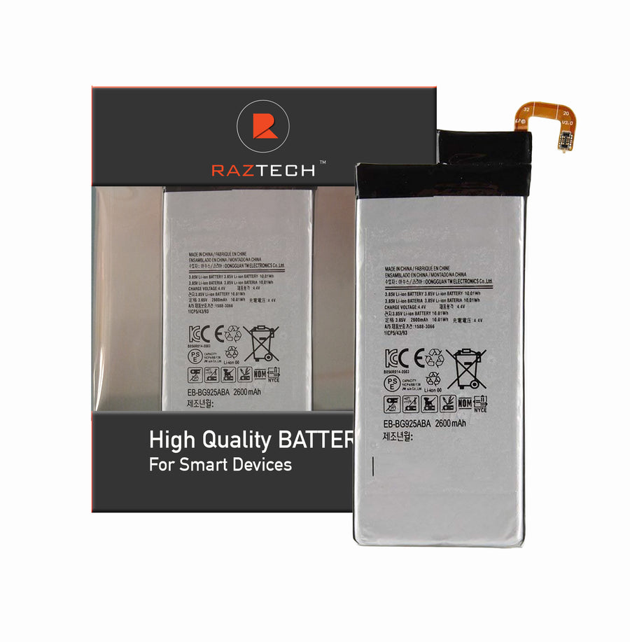 Samsung Galaxy S6 Edge Replacement Battery