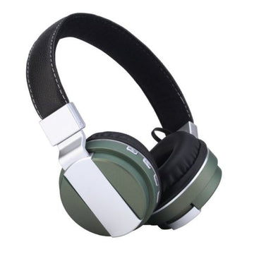 Wireless Metal Sport-Beat Folding Headphone Headset BT008