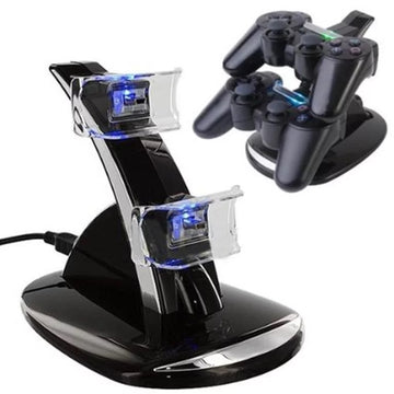 Sony PlayStation 3 PS3 Generic Controller Charging Stand