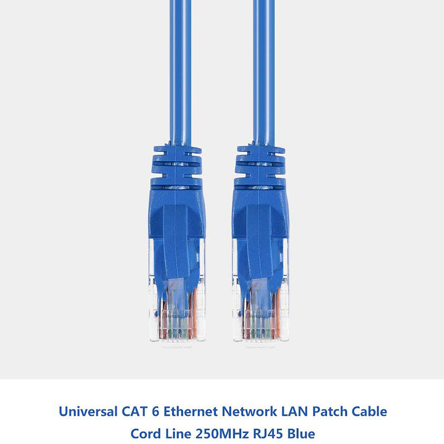 Ethernet Network LAN Universal CAT 6 Cord Patch Cable