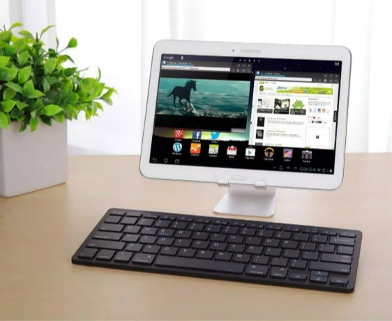 Mini Wireless Keyboard for Apple BT Keyboard PC Tablet Laptop Keyboard