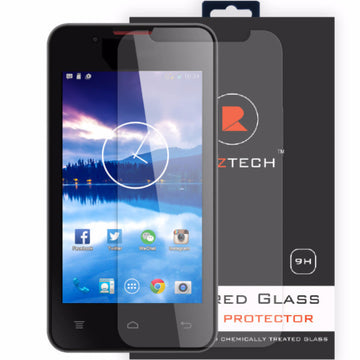 Tempered Glass Screen Protector for HiSense Glory U601- by Raz Tech