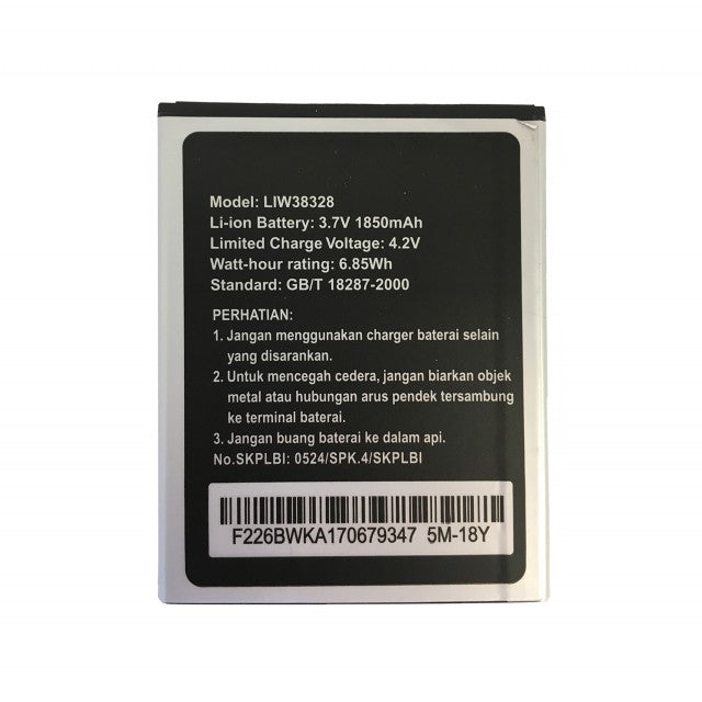 Replacement battery for Hisense smartphoneF10
