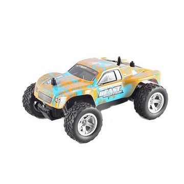 Land Monster RC Car Remote Controlled Racing Car - by Raz Tech