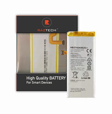 Battery for Huawei P8 Lite by Raz Tech