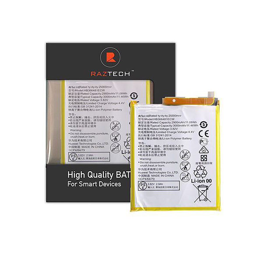 Huawei P8L2017/P9/P9L/P10 Lite Replacement Battery
