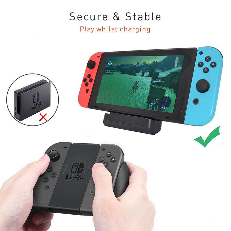 Nintendo Switch Generic Charging Stand with USB Charging Cable