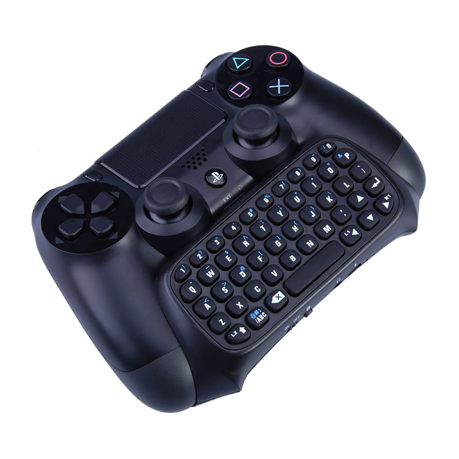 Sony Playstation 4 PS4 Generic Chatpad Message Keyboard