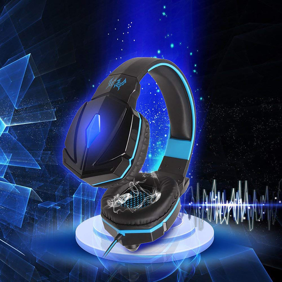 G4000 Gaming Headset Headphones Noise Cancelling Stereo Earphone