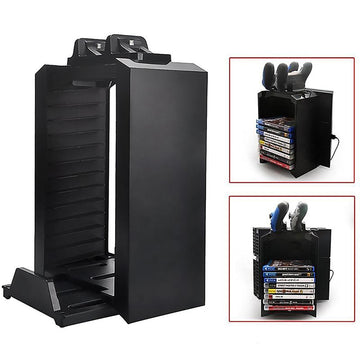 Playstation 4 PS4 and Xbox Multifunctional Storage Generic Stand