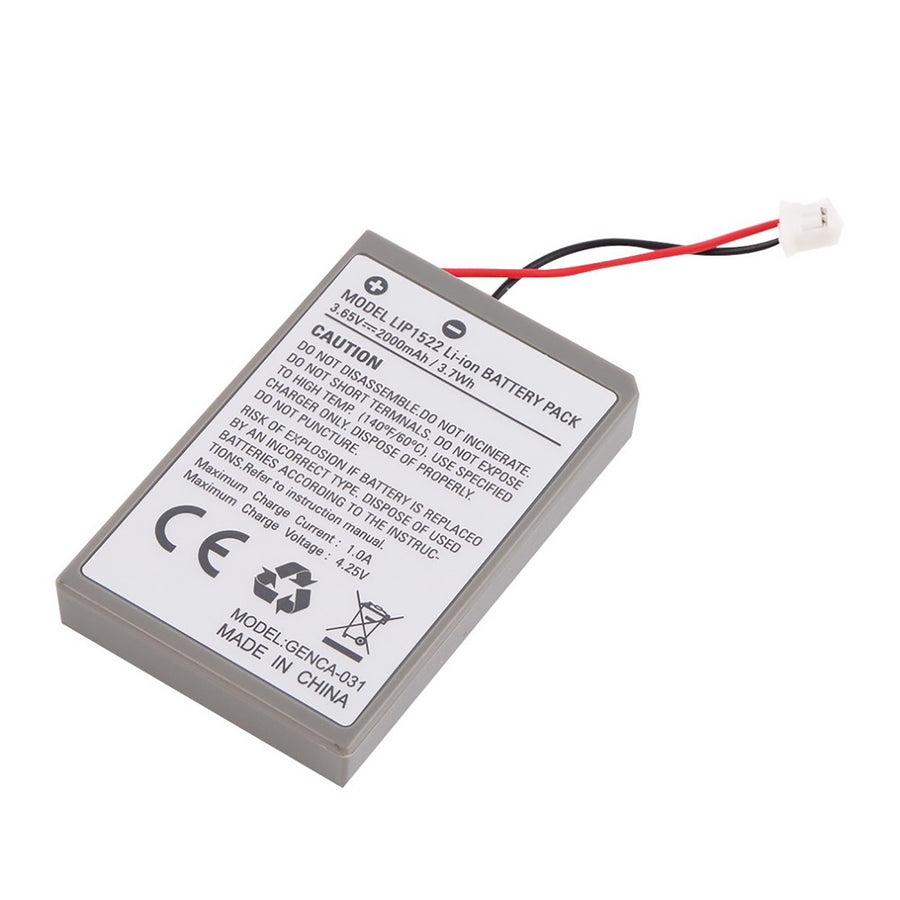 Rechargeable 2000mAh Replacement Battery For PS4 Controller