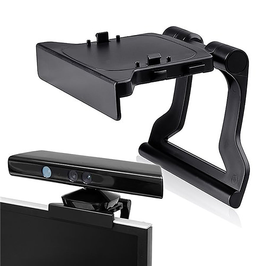 Xbox 360 - kinect Sensor - TV Clip Mounting Mount Stand Holder