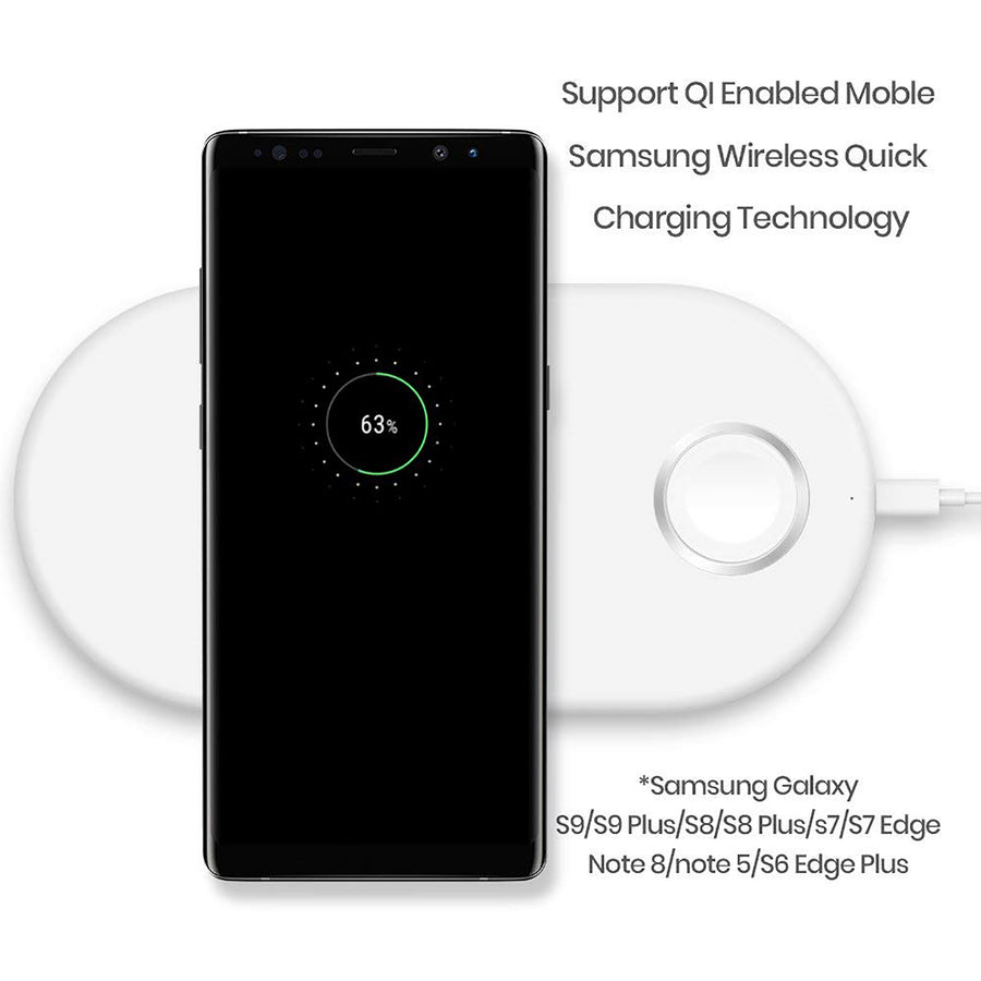 Wireless Charging Pad Fast G-Case Charger for all Models - by Raz Tech