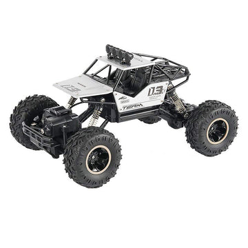 Rock Crawler Alloyed Car Remote Control Toy Cars - Gold - by Raz Tech