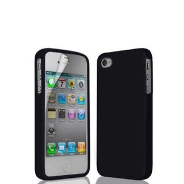 Rubber Gel Case for Apple iPhone 4S - by Raz Tech