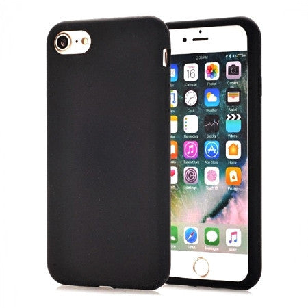Rubber Gel Case for Apple iPhone 7 Plus - by Raz Tech