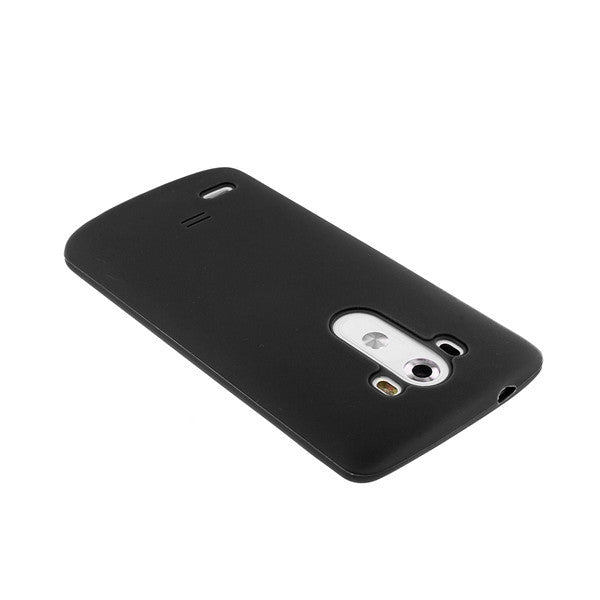 Rubber Gel Case for LG G3 D850 D851 D852 D855 - by Raz Tech