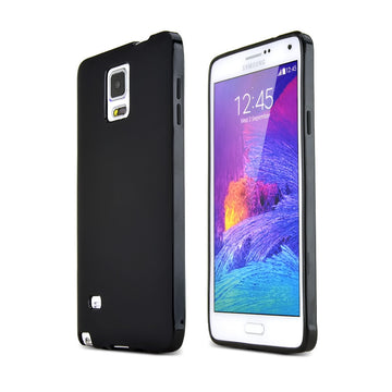 Rubber Gel Case for Samsung Galaxy Note 4 - by Raz Tech
