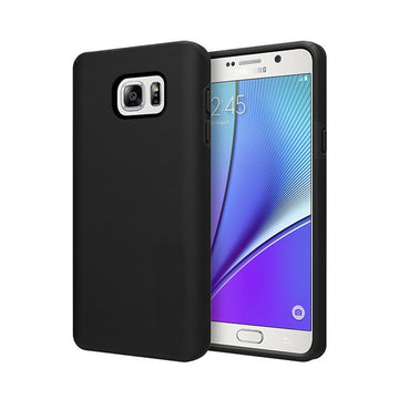 Rubber Gel Case for Samsung Galaxy Note 5 N920 - by Raz Tech