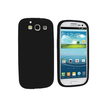 Rubber Gel Case for Samsung Galaxy S3 III - by Raz Tech