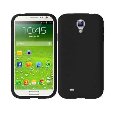 Rubber Gel Case for Samsung Galaxy S4 IV - by Raz Tech