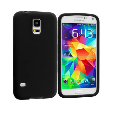 Rubber Gel Case for Samsung Galaxy S5 - by Raz Tech