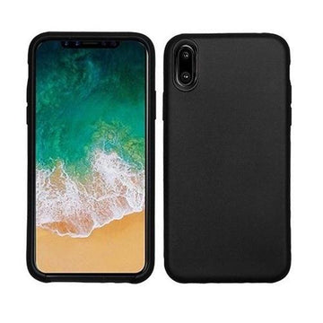 Rubber Gel Case for Apple iPhone X - by Raz Tech