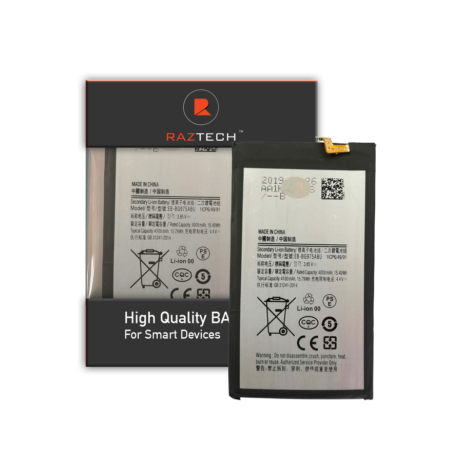 Replacement Battery for Samsung Galaxy S10+/Plus SM-G975F/DS