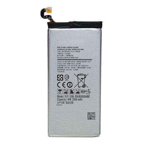 Battery for Samsung Galaxy S6 by Raz Tech