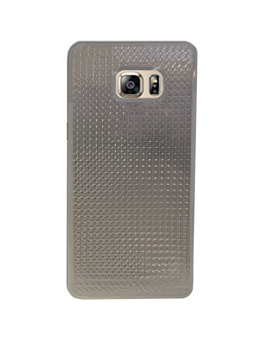 3 for 1 Fashion Rubber Gel Case for Samsung S6 Edge - by Raz Tech