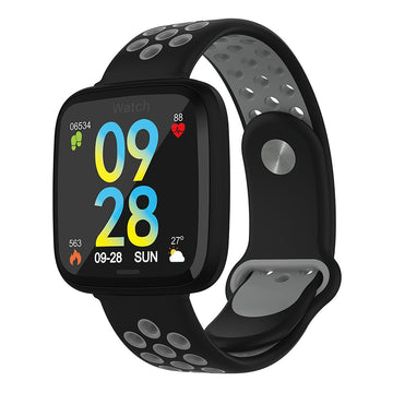 Smart Watch Heart Rate Monitor Tracker Fitness Sports Watch F15/ Y6