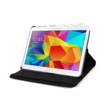 Smart Flip Tablet Case for Samsung Galaxy Tab 4 T530 / T531 10.1 inch - by Raz Tech