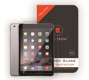 Raz Tech Ashai Tempered Glass Screen Protector for Apple iPad Mini -  - Raz Tech