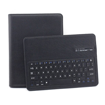 Bluetooth Keyboard Case for Samsung Galaxy Tab 4 10.1 inch T530 T531 - by Raz Tech