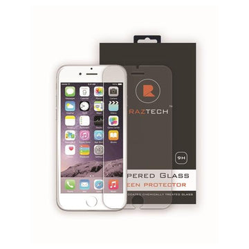 Apple iPhone 6 Plus Generic Tempered Glass Screen Protector - by Raz Tech