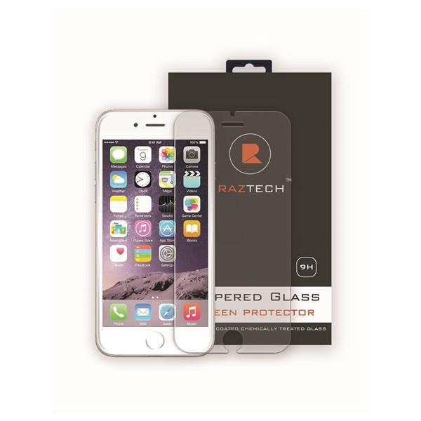 Tempered Glass Screen Protector iPhone 6 Plus by Raz Tech