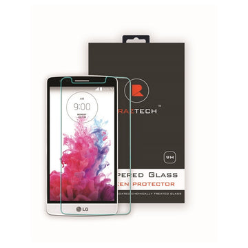 Tempered Glass Screen Protector for LG G3 by Raz Tech