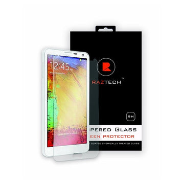 Tempered Glass Screen Protector for Samsung Galaxy Note 3 N9000 by Raz Tech