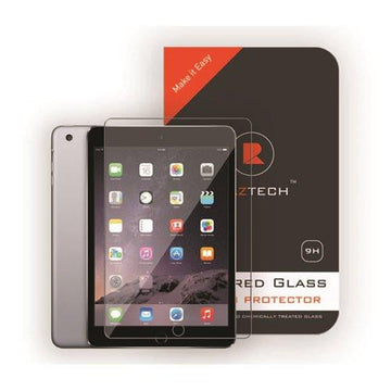 Tempered Glass Screen Protector for Apple iPad Mini 2 / iPad Mini 3 - by Raz Tech