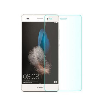 Tempered Glass Screen Protectors (x2) For Huawei P8 Lite - Pack of 2 - by Raz Tech