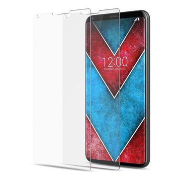 Tempered Glass Screen Protectors for LG V30 - Pack of 2 - by Raz Tech
