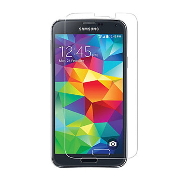 Samsung Galaxy S5 - Tempered Glass Screen Protector for Samsung Galaxy S5